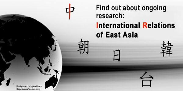 Introduction to the IR of East Asia