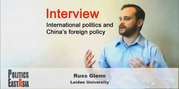 International Politics and China's Foreign Policy