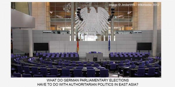 What North Korea Has to Do with the 2013 German Election