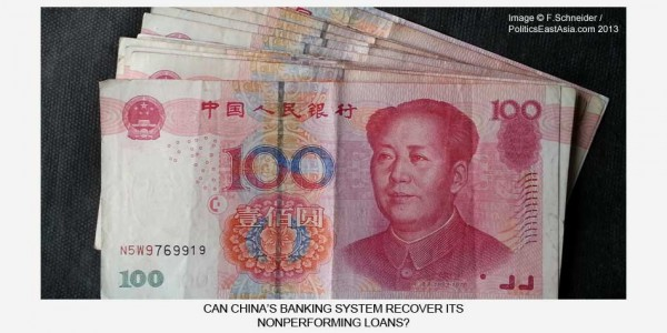 China's Nonperforming Loans – A Perennial Problem?