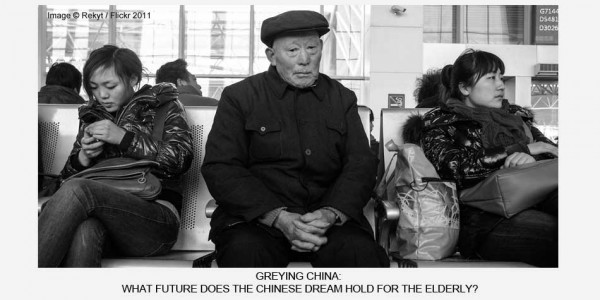 China's Grey Future? How the Demographic Shift Affects the PRC