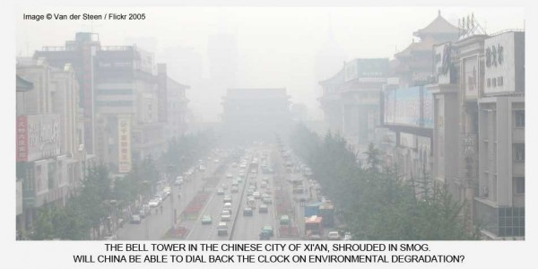 The Crisis of China's Environmental Pollution: What Does It Take to Clean Up the PRC?