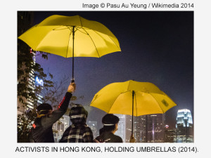 Umbrella Movement Activists